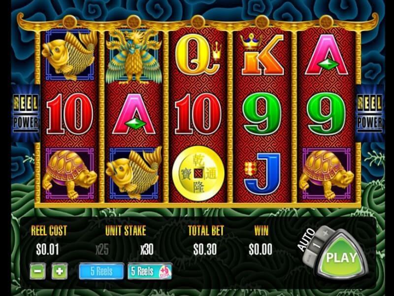 5 Dragon Slot Machine Review October 2021